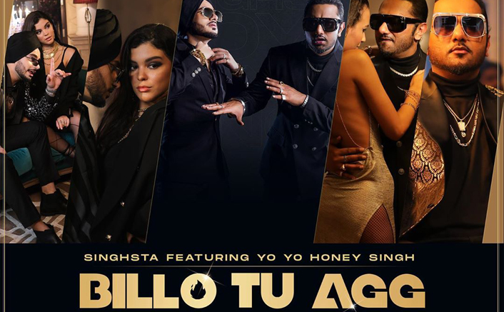 """Honey Singh On Launching 'Billo Tu Agg' Amid Lockdown: """"People Can Listen To It At Home Or In Their Cars"""""""