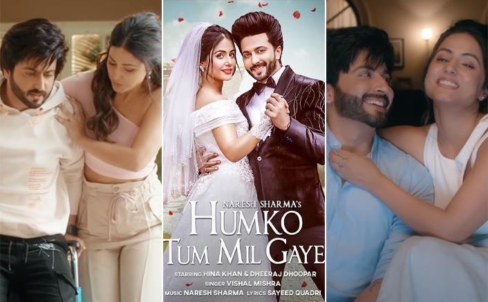 Humko Tum Mil Gaye: Hina Khan & Dheeraj Dhoopar's Dreamy Love Will Heal Your Broken Heart!