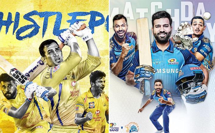 IPL 2020, MI Vs CSK: It's Raining Memes Ahead Of First Indian Premier League Match!(Pic credit: Instagram/chennaiipl, mumbaiindians)