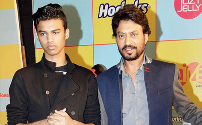 """Irrfan Khan's Son Babil Pens An Emotional Note: """"I Wish I Would Have Known How It Feels To End..."""""""