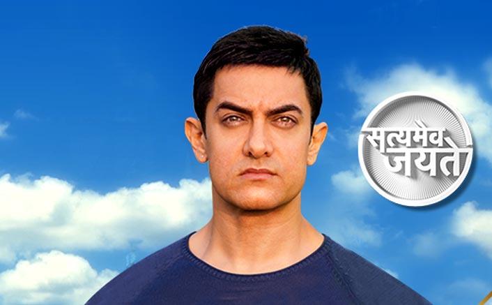 Aamir Khan Got Paid THIS Much Per Episode For Satyamev Jayate?