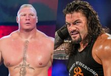 Is WWE Deliberately Replacing Brock Lesnar's Role By Roman Reigns?