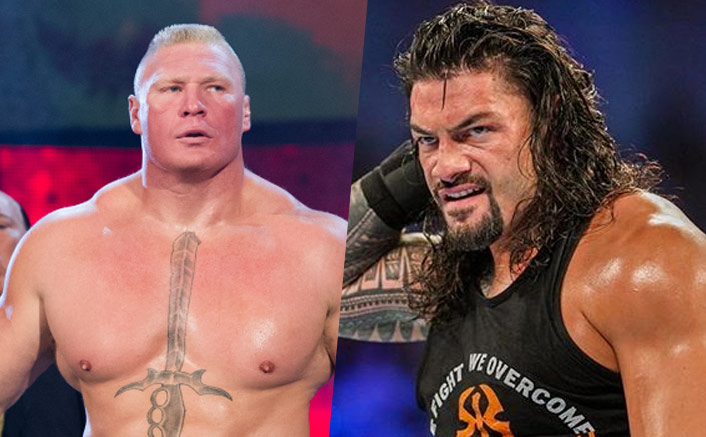 Is WWE Deliberately Replacing Brock Lesnar's Role By Roman Reigns?(Pic credit: Instagram/romanreigns)