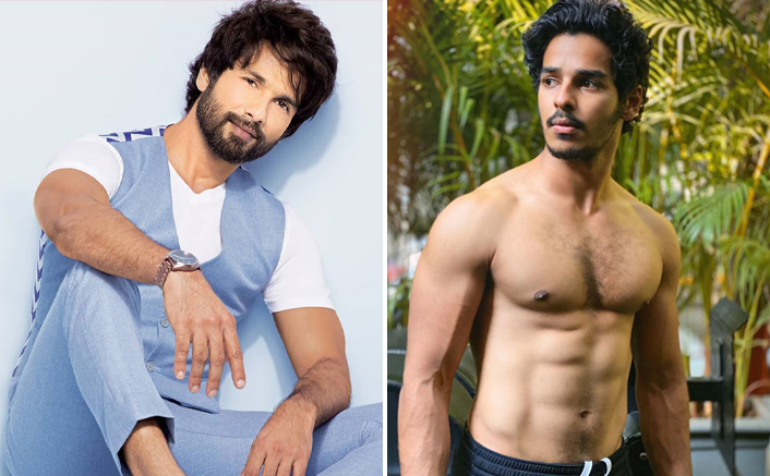 Shahid Kapoor Couldn't Resist Ishaan Khatter's Epic Transformation, Calls Him A 'Babbar Sherrrr'