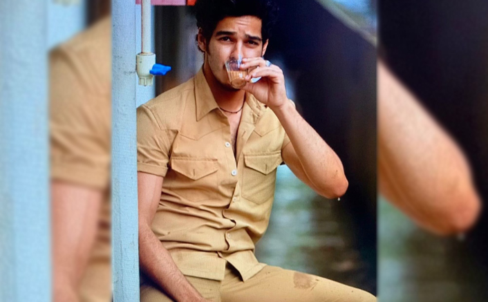 Ishaan Khatter's First Look Test For Khaali Peeli Includes Chai, Beedi & Everything Swag!