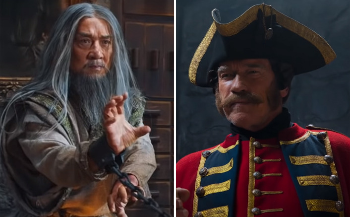 Iron Mask Trailer Out: Jackie Chan & Arnold Schwarzenegger Have An Epic Face-Off In This Actioner