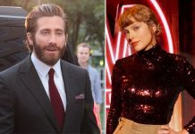Jake Gyllenhaal Shares A Pic On Instagram & Taylor Swift Fans Began Commenting THIS