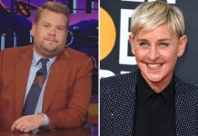 "James Corden Rubbishes Reports Of Replacing Ellen DeGeneres: ""There Is Absolutely No Truth In That Story At All – Zero"""