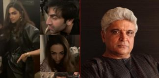 Javed Akhtar takes jibe at news channels highlighting K.Jo party video