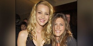 Jennifer Aniston Joins Lisa Kudrow But It's Not For FRIENDS!