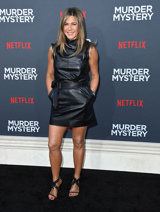 Jennifer Aniston VS Angelina Jolie: Who Nailed The Little Black Dress Better?