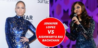 Jennifer Lopez VS Aishwarya Rai Bachchan Fashion Face-Off: The OG Metallic Queen?