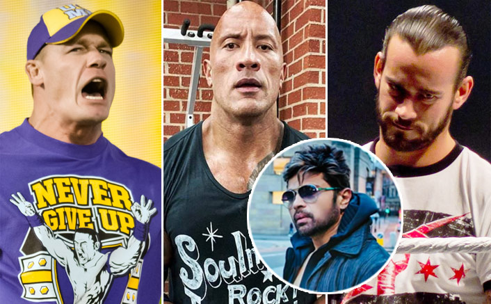 Jhalak Dikhla Ja Ft. John Cena, The Rock & Others Is All You Need To Watch This Weekend!(Pic credit: Facebook/Dwayne The Rock Johnson, Himesh Reshammiya)