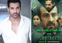 "John Abraham mesmerized by Hostages Season 2, ""there's suspense, masala, action and more!"""