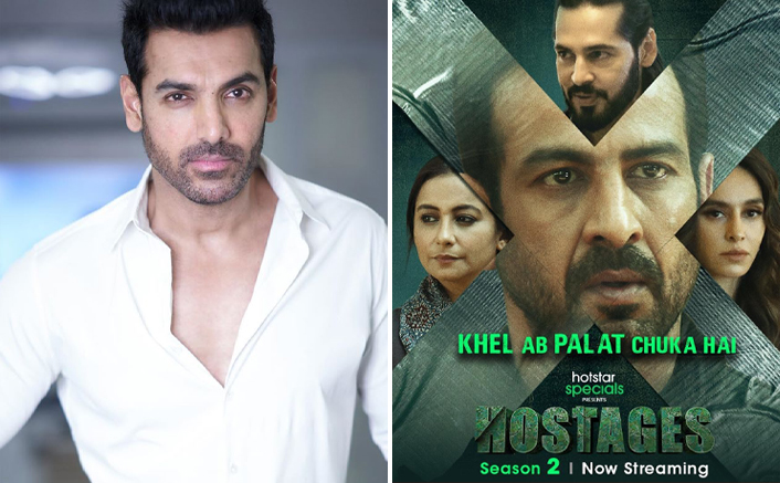 """John Abraham Praises Hostages Season 2, Says, """"There Is Definitely More Than What Meets The Eye"""""""