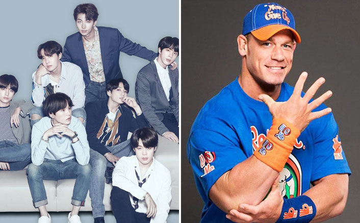 John Cena, BTS To Be A Part Of Tonight Show Starring Jimmy Fallon's Same Episode & We're Jumping With Joy