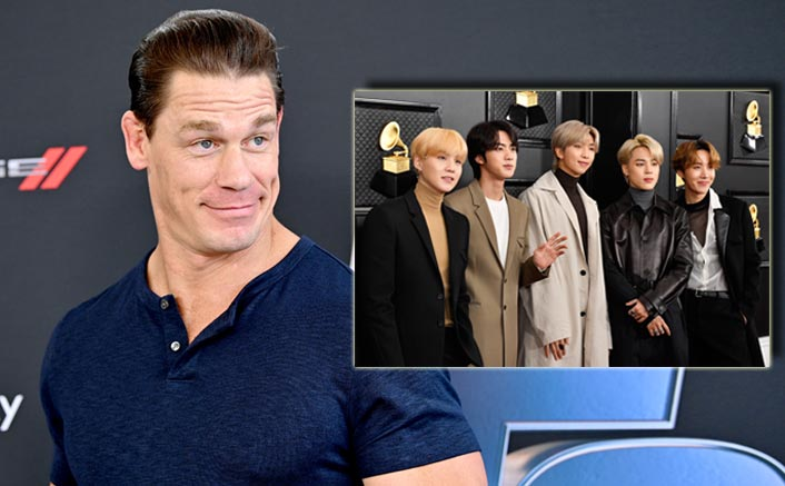 """John Cena Compares Fast & Furious To BTS: """"Love What This Band Has Done"""""""