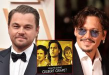(HD Approved) When Johnny Depp Tortured A Teenage Leonardo DiCaprio On The Sets Of 'What's Eating Gilbert Grape'