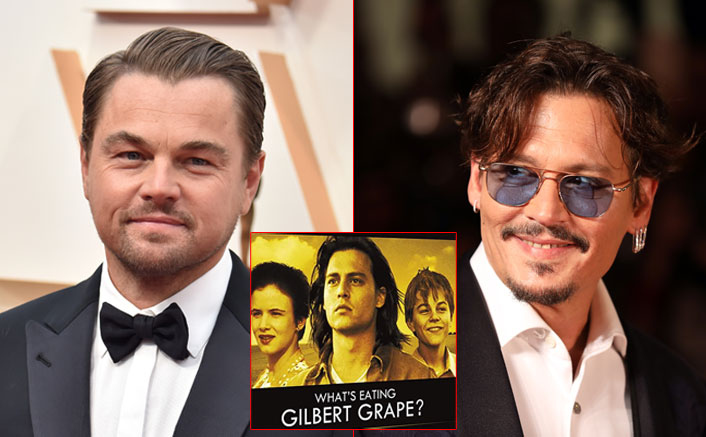 When Johnny Depp Tortured A Teenage Leonardo DiCaprio On The Sets Of 'What's Eating Gilbert Grape'