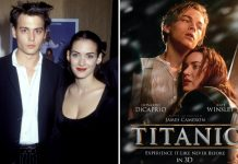 Johnny Depp & Winona Ryder Were In The Running For James Cameron's Titanic? Well…