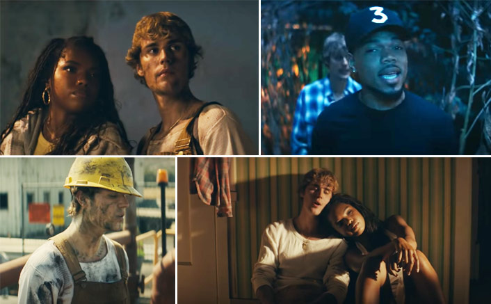Justin Bieber's Holly Ft. Chance The Rapper, Ryan Destiny & Wilmer Valderrama OUT, Watch!
