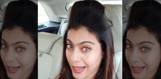 Kajol shares secret to her beautiful hair