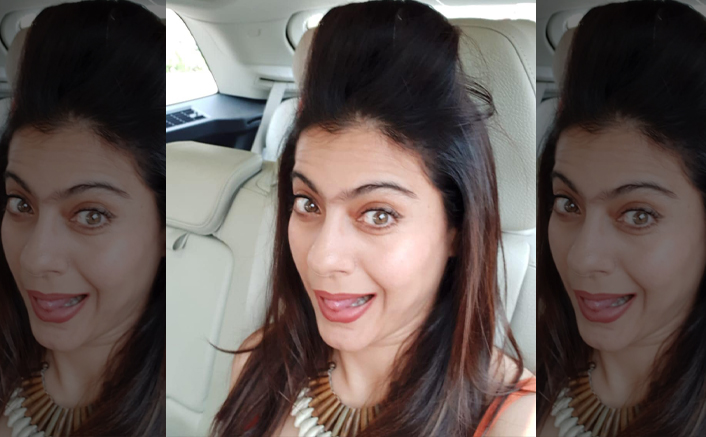 Kajol Flaunts Hear Beautiful Hair On Instagram; Sister Tanisha Mukerji Joins Fans In Praising Her