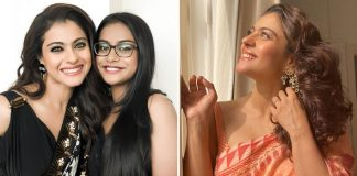 Kajol's daughter turns shutterbug for mom