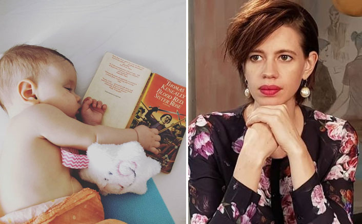 Kalki's daughter has 'early feminist leanings'