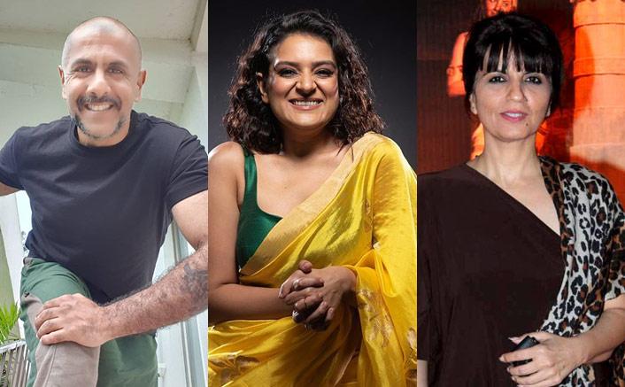 "Kaneez Surka To Ask ""Is Romance Dead?"" Through A Podcast Series; Vishal Dadlani, Neeta Lulla & More To Participate (Pic credit: Instagram/kaneezsurka, vishaldadlani)"