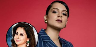 Kangana defends her 'soft porn star' barb at Urmila