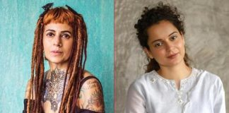 Kangana gets support from Sapna Bhavnani over questioning Mumbai Police