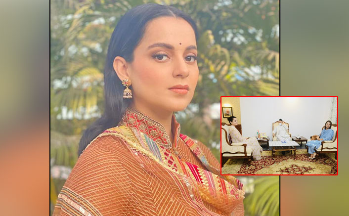 """Kangana Ranaut Meets Maha Governor: """"Requested That Justice Be Given To Me"""""""