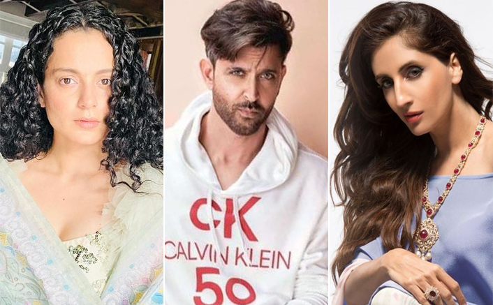 "Kangana Ranaut BLOCKS Hrithik Roshan's Ex Sister-In-Law Farah Khan; Says, ""All The Garbage Will Be Filtered"""
