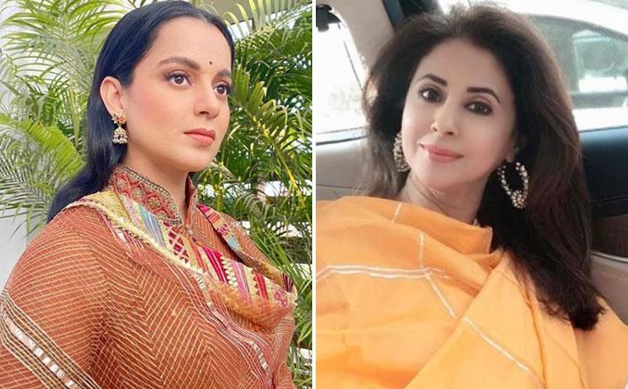 Kangana Ranaut Calls Urmila Matondkar A 'Soft-P*rn' Star; Says She Felt Like Being Raped When Her House Was Demolished