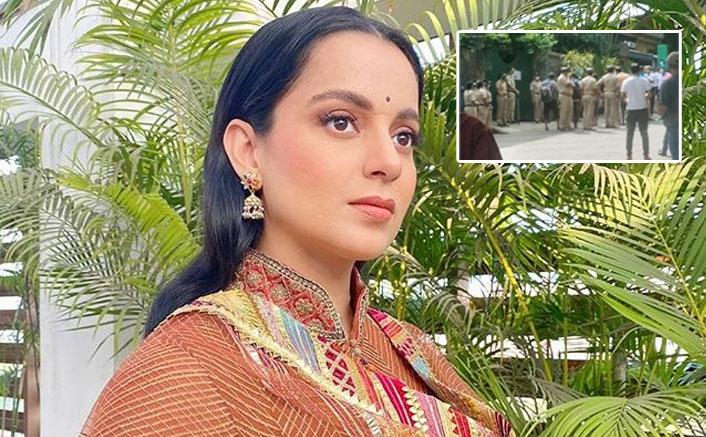 Kangana Ranaut Drags Ram Mandir & Babur Over Her Office Demolition By BMC