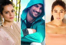 Kangana Ranaut On Sushant Singh Rajput & Sara Ali Khan's Break Up