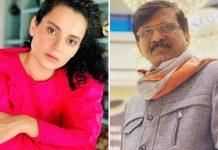 Kangana Ranaut reacts to Sanjay Raut's abusive comment