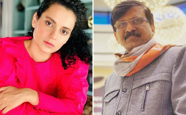 "Kangana Ranaut REACTS To Sanjay Raut's Abusive Remark: ""Where Are Intolerance Debate Warriors?"""