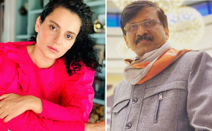 "Kangana Ranaut To Sanjay Raut: ""Mumbai Feels Like Pakistan Occupied Kashmir"""