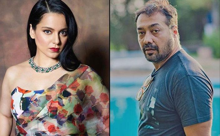 Kangana Ranaut Shares UNSEEN Video Of Anurag Kashyap Assaulting A Kid, Calls Him 'Emotional Vulture'