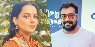 Kangana Ranaut Suggests Anurag Kashyap To Drink 'Hot Haldi Milk'; Says She's Not 'Ladaku'