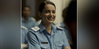 Tejas New Still Ft. Kangana Ranaut On 'How's The Hype?': Blockbuster Or Lacklustre? Vote Now!