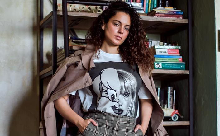 Kangana Ranaut Thanks Amit Shah On Getting 'Y Category' Security Ahead Of Her Mumbai Visit
