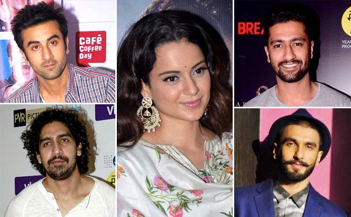 Kangana Ranaut Asks Ranveer Singh, Ranbir Kapoor & Others To Give Their Blood Sample For Drug Test