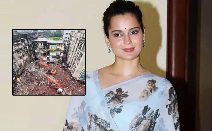 "Kangana Ranaut Accuses Uddhav Thackeray Of Negligence; Says ""When BMC Was Breaking My House..."""