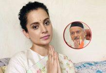 Kangana to meet Maharashtra Governor Koshyari on Sunday