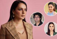 Kangana versus BMC: Bollywood celebrities react