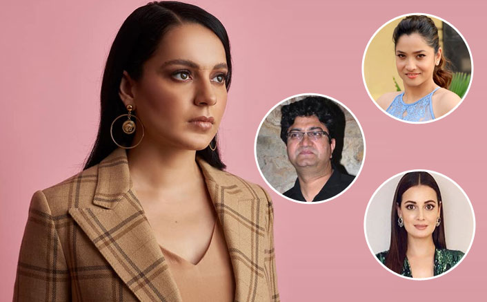 Kangana Ranaut VS BMC: Ankita Lokhande To Renuka Sahane - Current Maha Govt Labelled As 'NAUGHTIEST'