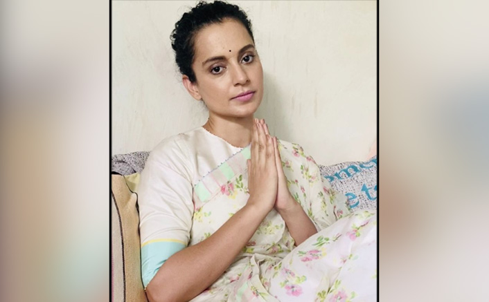 """Kangana Ranaut Recent Statement On BMC Demolishing Her Office: """"You Are Nothing But A Sample Of Dynasty"""""""